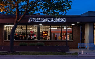 Funky Buddha Hot Yoga Studio