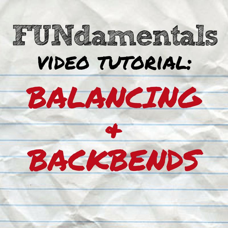 Balancing and Backbens