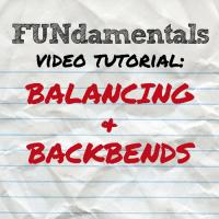 FUNdamentals: Balancing & Backbends