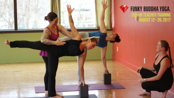 Join our Yoga Teacher Training Intensive!