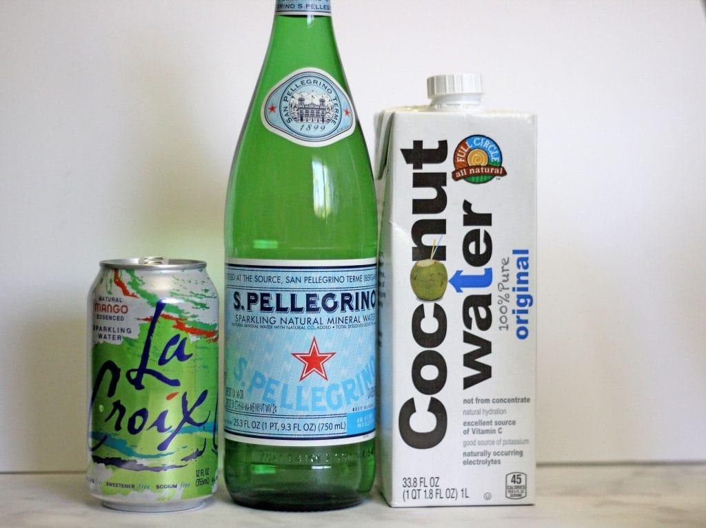 fancy water ingredients
