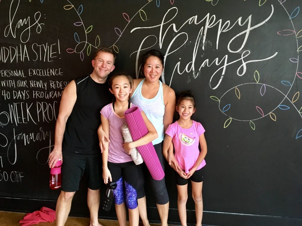 Family Fun Power Flow_Funky Buddha Yoga