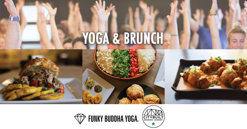 City Built Brunch and Yoga_Event Cover