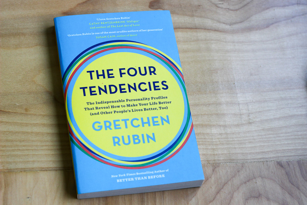 Why You Should Read The Four Tendencies by Gretchen Rubin