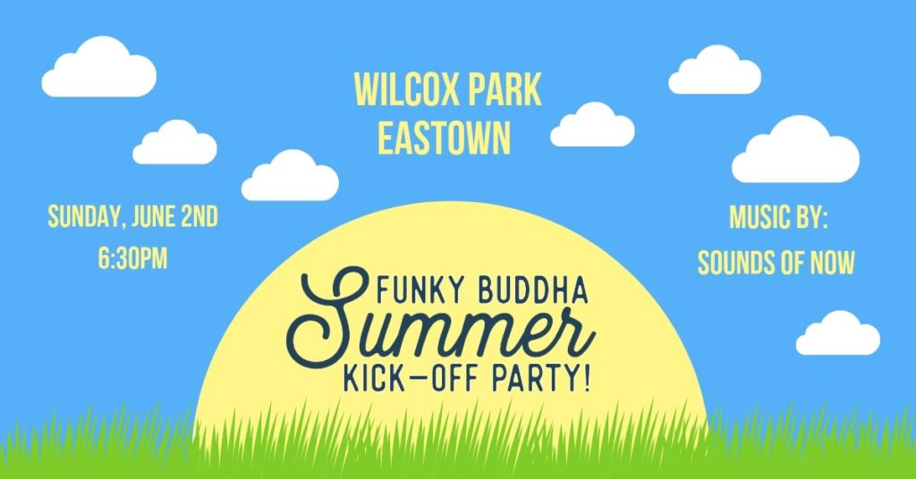 Summer Kick-Off Party | Funky Buddha Yoga Hothouse