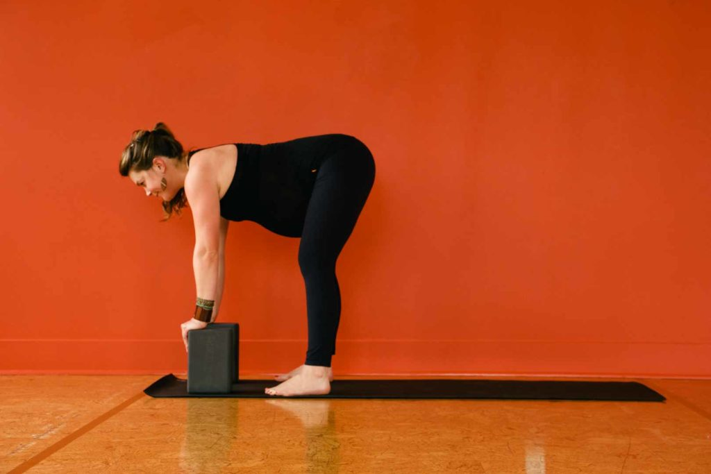 Prenatal Yoga Modifications - Funky Buddha Yoga Hothouse ...