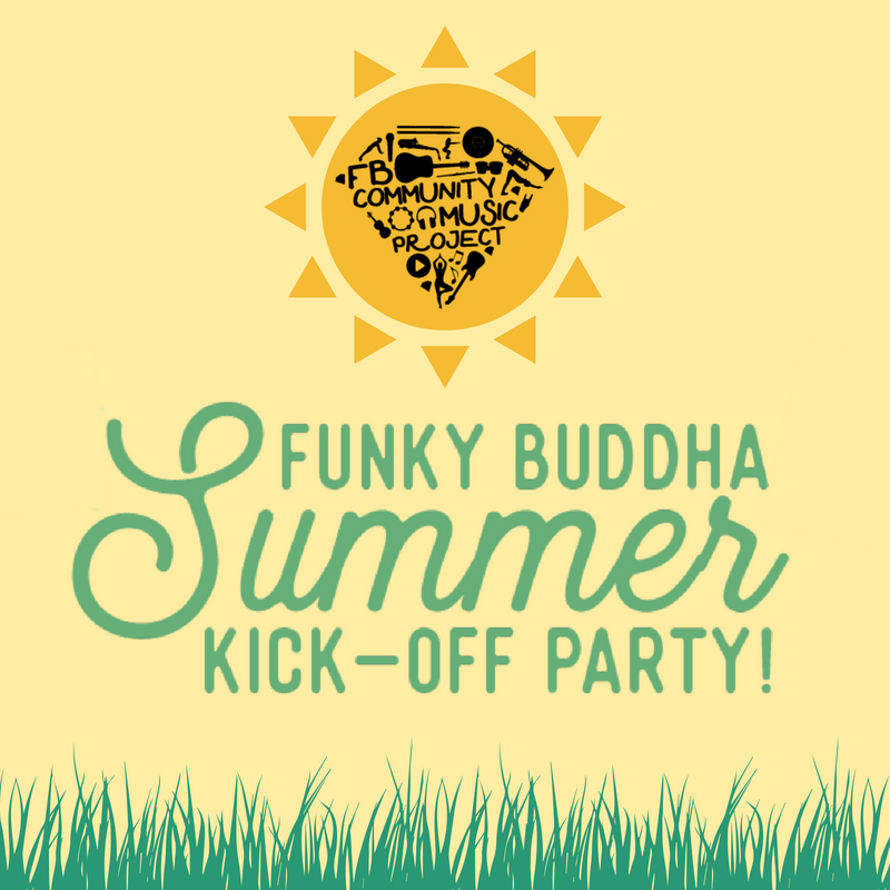 Summer Kick-Off Party